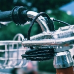 Handyhalterung Fahrrad bei Regen